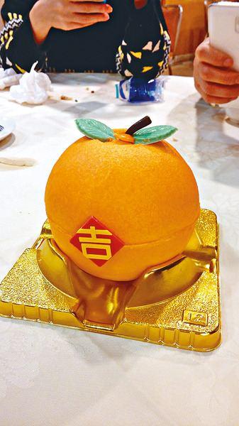 新潮大吉蛋糕