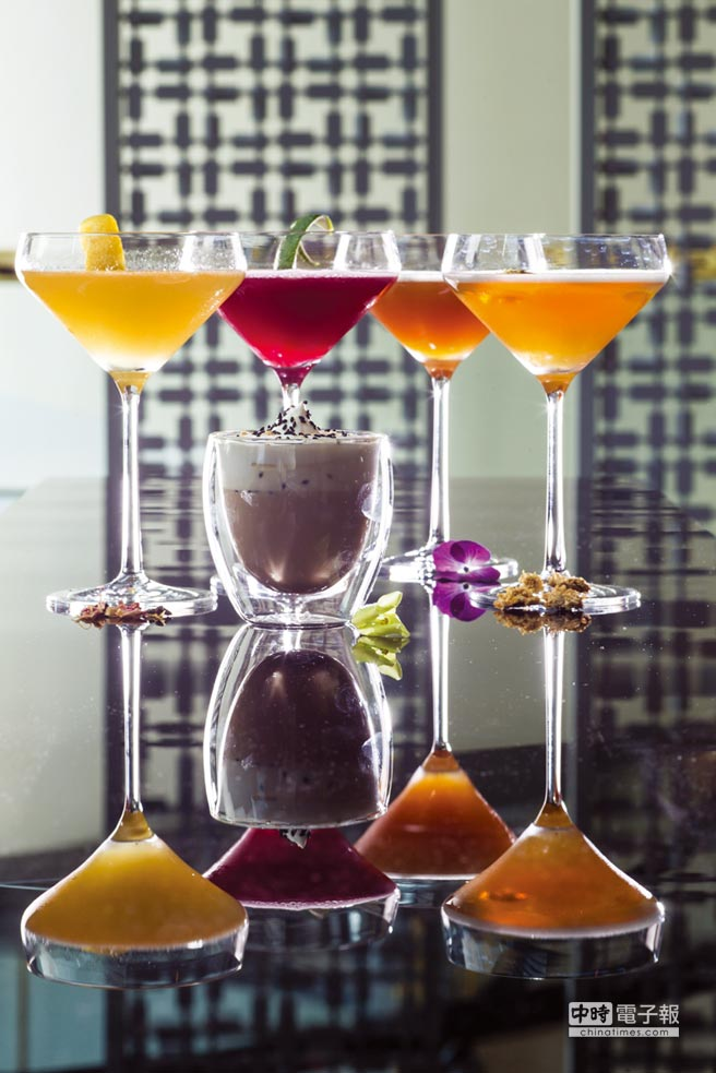 晶華酒店 推創意飲品