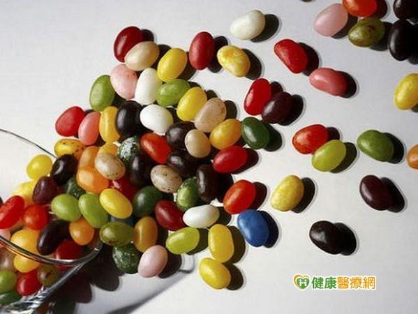 童愛吃糖果 恐增過動致癌疑慮