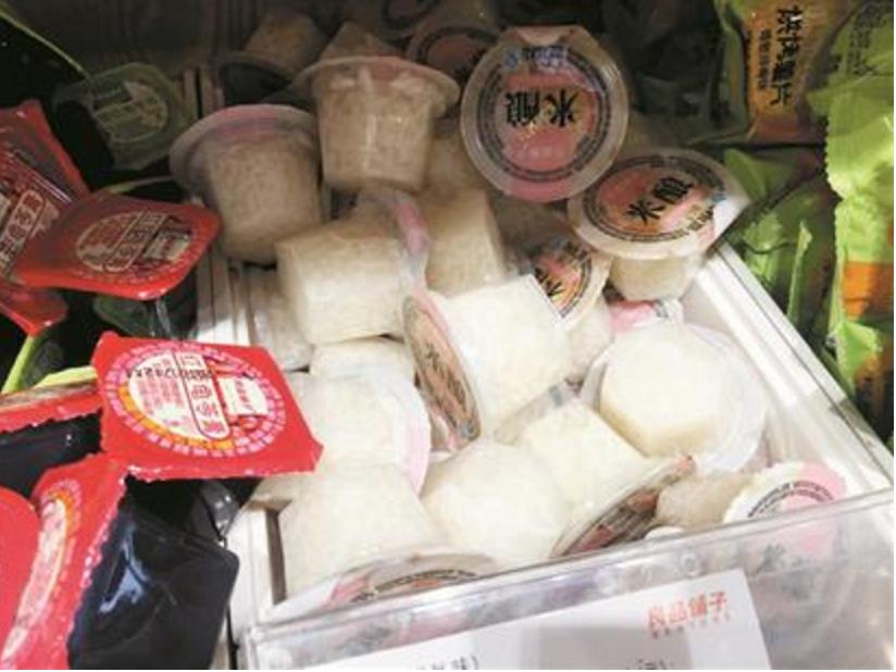[新聞] 米酒穿上果凍馬甲萌萌噠零食店裡熱銷受歡迎